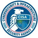 US Department of Homeland Security CISA Cyber + Infrastructure