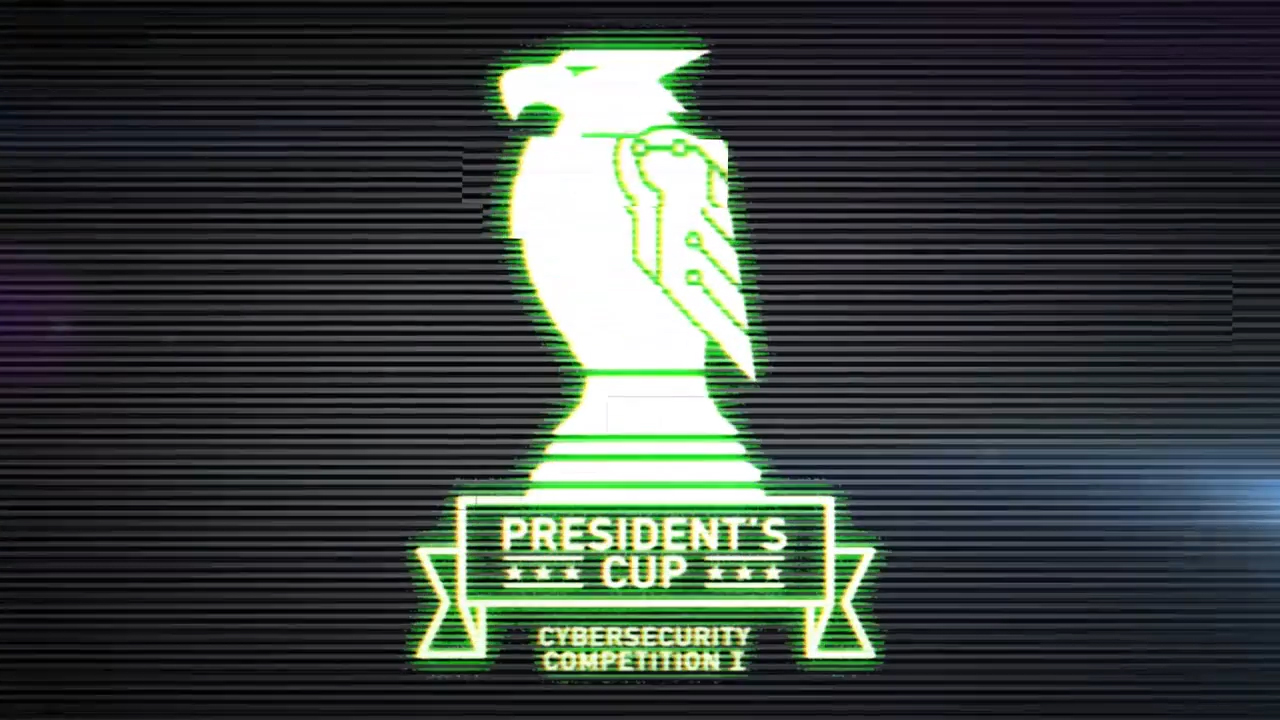 President's Cup Cybersecurity Competition I