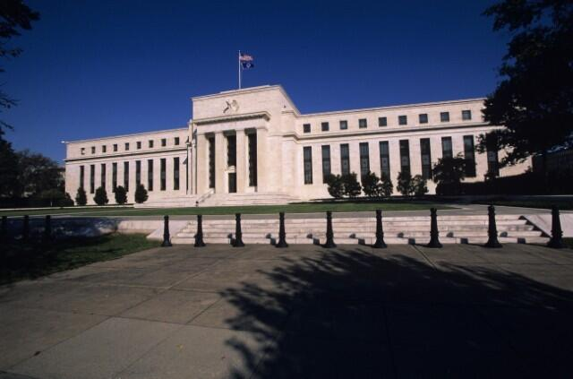 U.S. Federal Reserve Building, Washington, D.C.