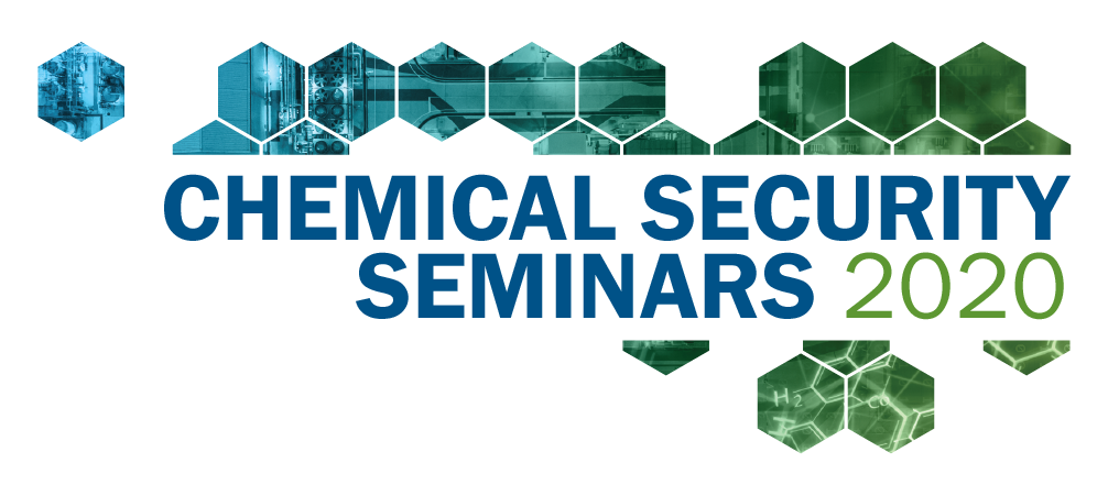 Chemical Security Seminars 2020 icon